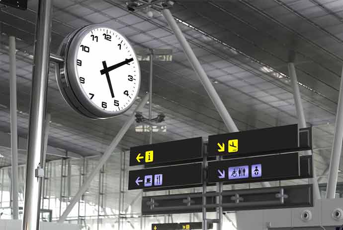 A great time saver - Priority Handling has been conceived to eliminate the stress at the start of your journey by minimizing your waiting time at the airport.