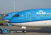 KLM partners with Optiontown image